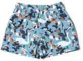 Short-Shorts / Ducks Blue