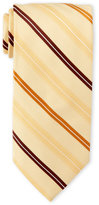 Altea Retro Stripe Silk Tie