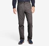 Johnston & Murphy Regular-Fit Brushed Pima Cotton Five-Pocket Pant