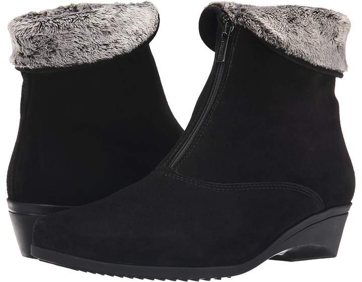 La Canadienne Evitta Women's Zip Boots