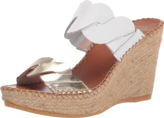 Andre Assous Women's RUMY Espadrille Wedge Sandal
