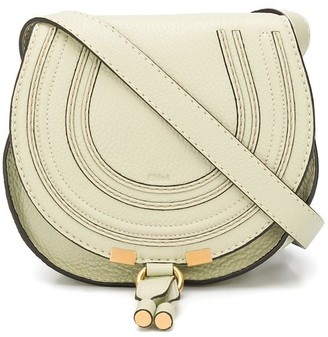 Chloé mini Marcie round saddle bag