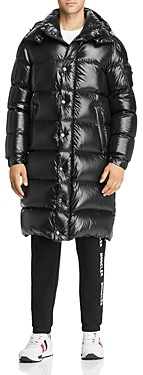 Moncler Hanoverian Long Down Jacket