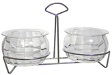 Prodyne Double Dips on Ice Bowls with Caddy