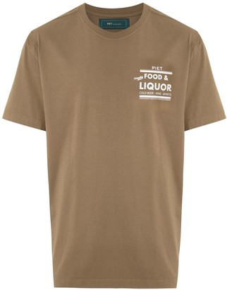 Piet graphic-print T-shirt