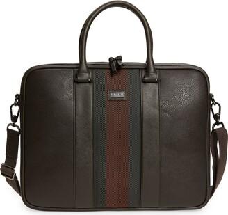 Ted Baker Cherade Faux Leather Messenger Bag