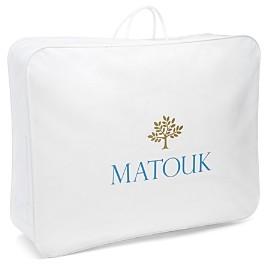 Matouk Chalet Summer Weight Down Comforter, Twin