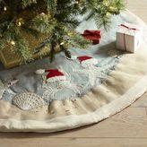 Pier 1 Imports Starfish Santa Hat Tree Skirt
