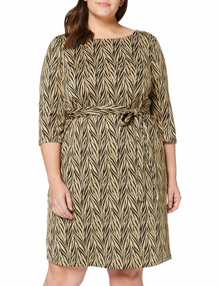Junarose Women's Jrpalo 3/4 Sleeve Abk Dress-S