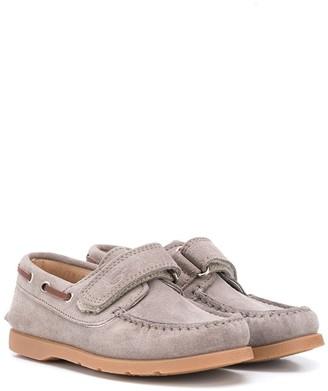 Gallucci Boston touch-strap boat shoes