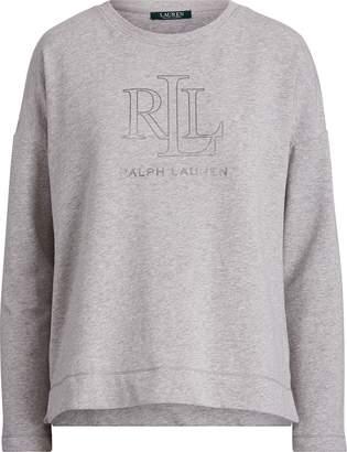 Ralph Lauren Logo Pajama Top