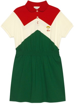 Gucci Children's dress with mushroom