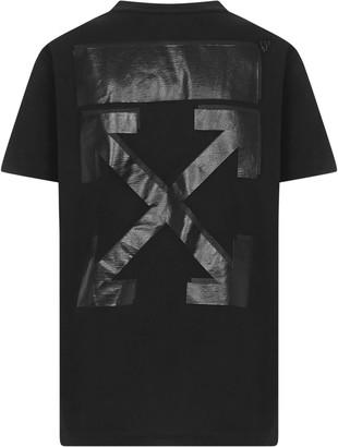 Off-White Arrows Motifs T-shirt