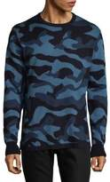 Standard Issue NYC Camo Crewneck Sweater