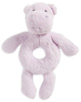 Jellycat Infant Bashful Hippo Grabber Rattle