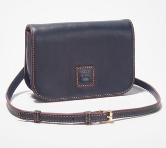 Dooney & Bourke Florentine Leather Convertible Belt Bag