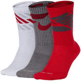 Nike Training 3-pk. Crew Socks