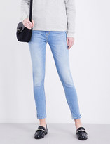 Claudie Pierlot Patricia skinny mid-rise jeans