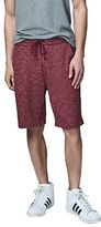 Aeropostale Mens Prince & Fox Textured Knit Jogger Shorts