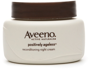 Aveeno Active Naturals Positively Ageless Reconditioning Night Cream