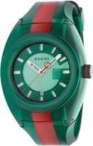 Gucci SYNC watch, 46mm