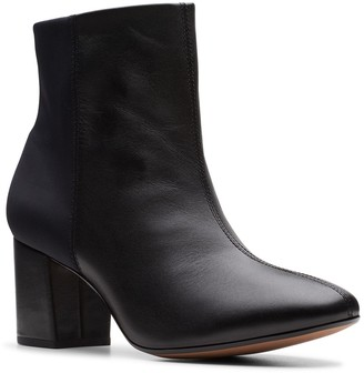 Clarks Chantelle Stone Ankle Boot