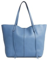 Rebecca Minkoff Medium Leather Tote - Blue
