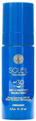Soleil Toujours Setand Protect Micro Mist Spf30