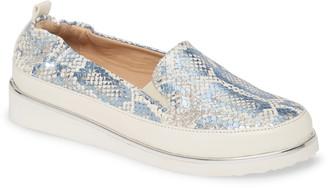 Ron White Nell Pitone Slip-On Sneaker