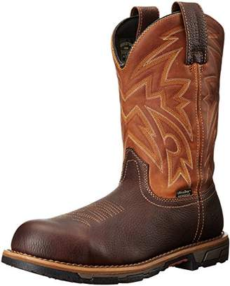 Irish Setter Work Men's Marshall 83934 Pull-On Steel Toe Work Boot
