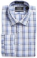 Nordstrom Men's Smartcare Traditional Fit Check Dress Shirt