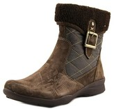 Earth Origins Pinnacle W Round Toe Suede Snow Boot.