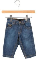 Little Marc Jacobs Boys' Straight-Leg Jeans w/ Tags