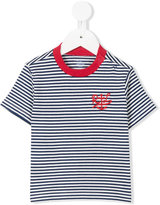 Ralph Lauren anchor crest Breton t-shirt - kids - Cotton - 3 mth