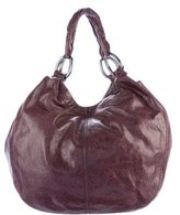 Miu Miu Large Leather Hobo