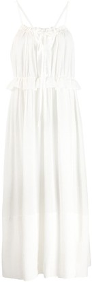 Chloé Ruffled Waist Dress