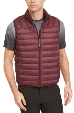 Hawke & Co Men's Packable Down Blend Puffer Vest