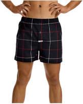 Mitch Dowd George Check Yd Stretch Boxer Short