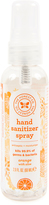 A Pea in the Pod The Honest Company Hand Sanitizer Spray- Orange