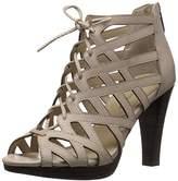 Adrienne Vittadini Footwear Women's Anjolie-1 Platform dress Sandal