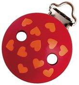 Haba Tra-La-La Clip - Red Hearts