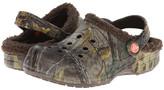 Crocs Baya Lined Realtree Xtra (Toddler/Little Kid)