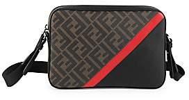 Fendi Men's FF Logo Camera Bag