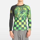 Volcom Men's Manic Long Sleeve Rashgaurd T-Shirt
