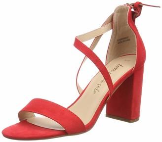 New Look Women's Scoop Open Toe Heels Sandals