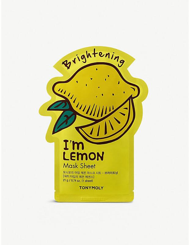 Tony Moly I'm Lemon Sheet Mask