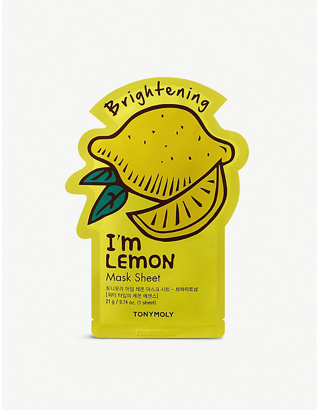 Tony Moly Im Lemon Sheet Mask