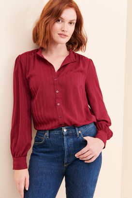 ModCloth Always Polished Blouse