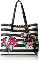 Betsey Johnson Many Blooms Tote