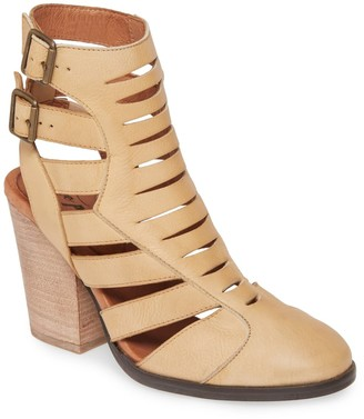 Free People Hayes Leather Bootie